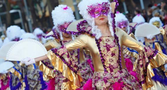 ¡No te pierdas el Carnaval de Platja d'Aro!