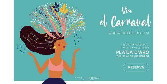 Gaudeix de la millor música en directe al Carnaval de l'Hotel Costa Brava.