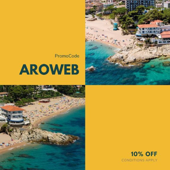 Promocode per l'Hotel Costa Brava a Platja d'Aro
